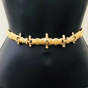 Vintage Judith Leiber belt